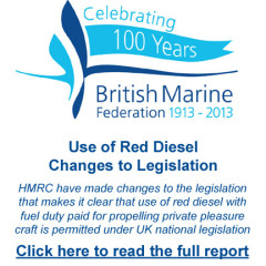 British Marine Federation Red Diesel Report